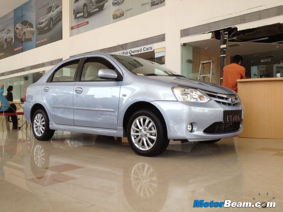 Toyota Etios Recalled Again For Airbag Replacement | MotorBeam
