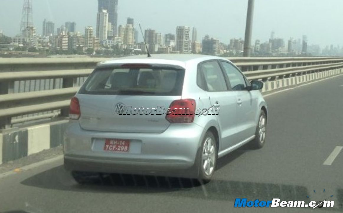 2012 VW Polo Update