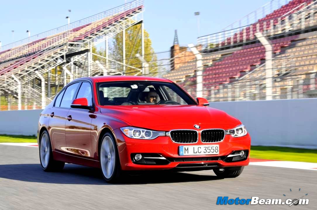 2012 BMW 3-Series F30 Review
