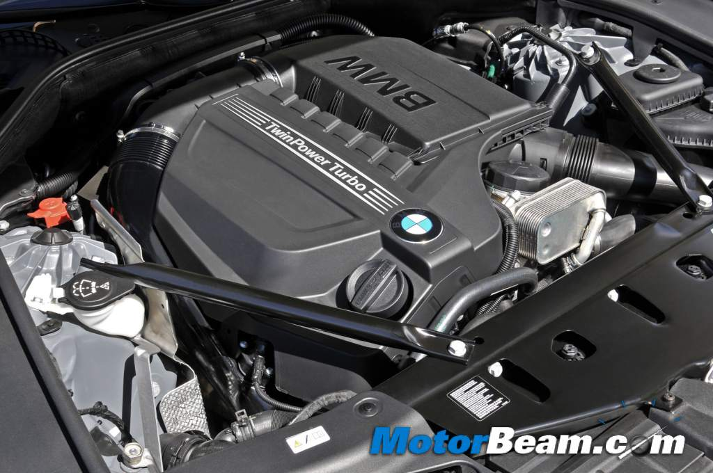 2012_BMW_6-Series_Engine