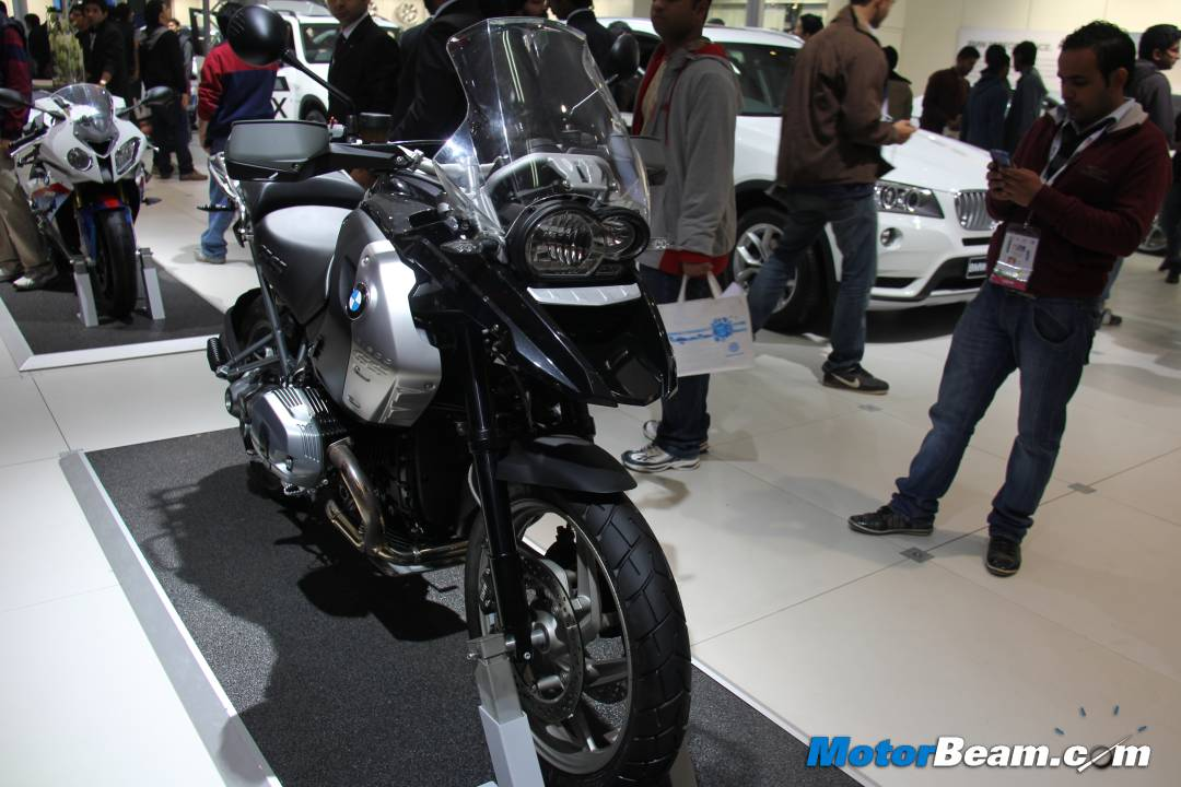 2012 BMW R1200 GS Expo