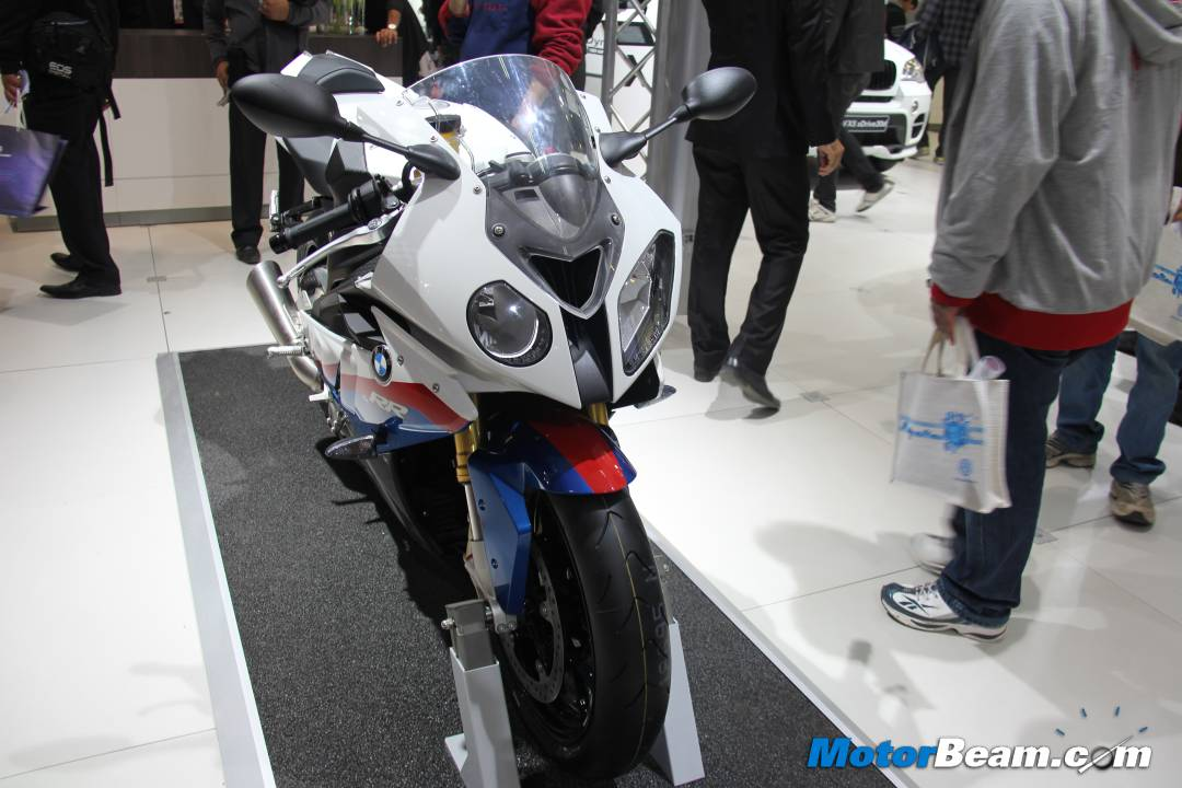 2012 BMW S1000RR Expo