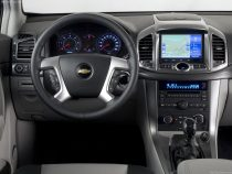 2012 Chevrolet Captiva Interior