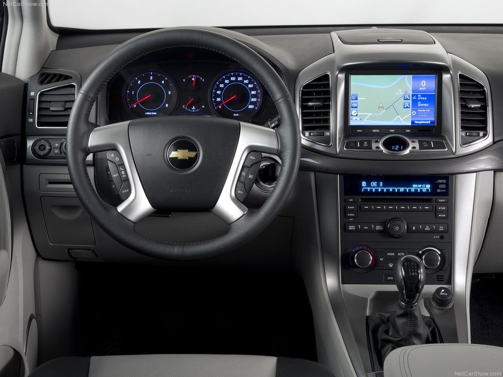 All Chevy chevy captiva 2012 : All Chevy » 2008 Chevrolet Captiva Review - Old Chevy Photos ...