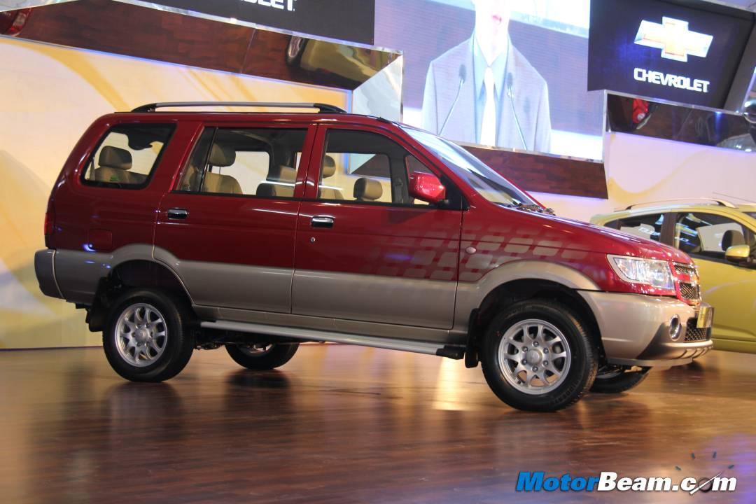 114 Lakh Units Of Chevrolet Tavera Recalled