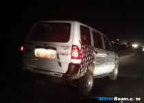 2012 Chevy Tavera Facelift Spied