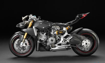 2012 Ducati Panigale side right