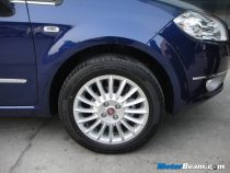 2012 Fiat Linea Ground Clearance