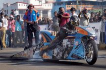 2012 Gulf Dragster Bike launch