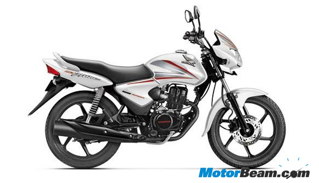 Honda CB Shine Gets 2 New Colours