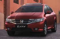 2012 Honda City Facelift India