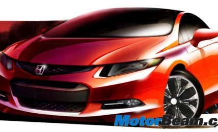 2012_Honda_Civic_Sketch
