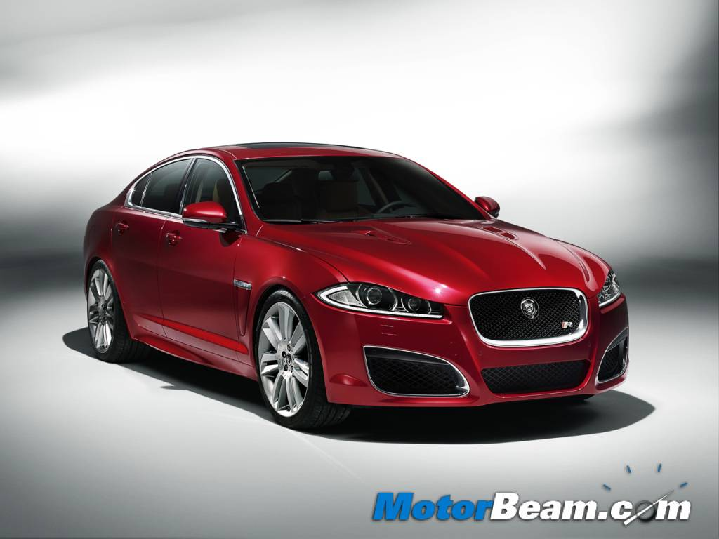 2012 jaguar xf could be priced at rs. 35 lakhs