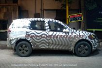 2012 Mahindra World SUV Undisguised