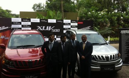 2012 Mahindra XUV500 Launched