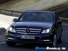 2012_Mercedes-Benz_C-Class_India