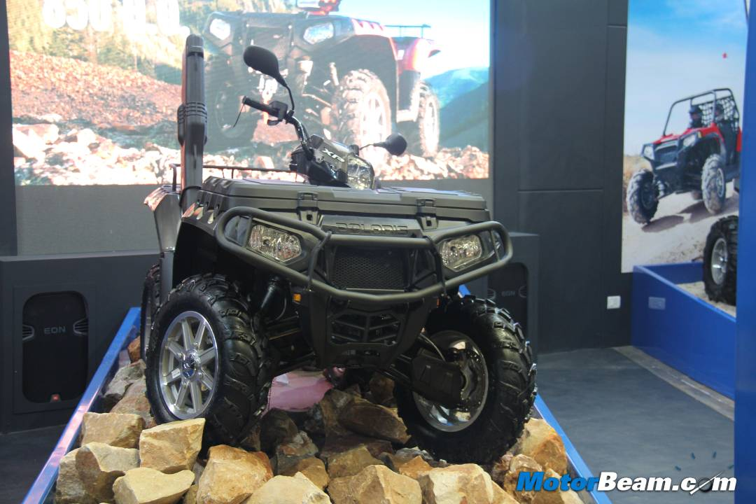 2012 Polaris Sportsman ATV