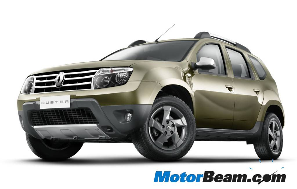 Renault Duster News