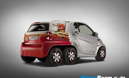 2012 Rinspeed DockGo delivery