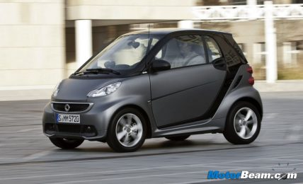 2012 Smart India Launch