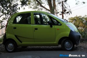 2012 Tata Nano Review