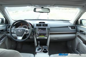 2012 Toyota Camry Interiors