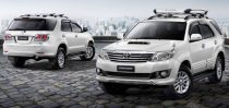2012 Toyota Fortuner Facelift