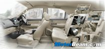 2012 Toyota Fortuner Interiors