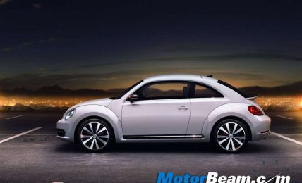 2012_VW_Beetle_India
