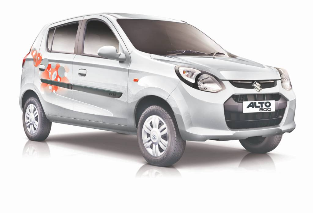 Maruti Launches Alto 800 Onam Limited Edition