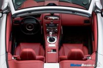 2013 Aston Martin V12 Roadster Interiors