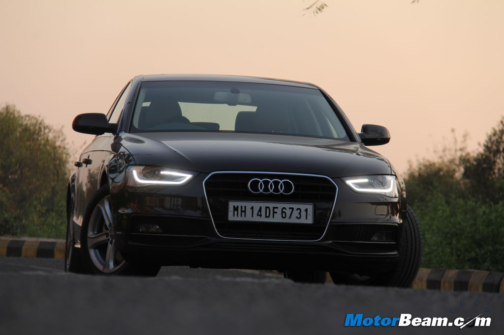 2013 Audi A4 Test Drive Review