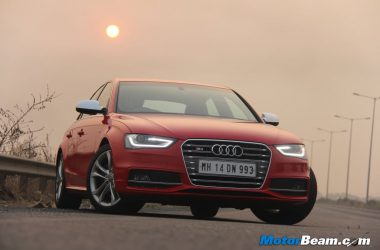 2013 Audi S4 Test Drive Review