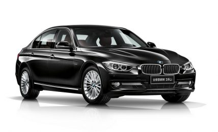 2013 BMW 3-Series LWB front