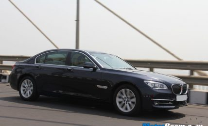 2013 BMW 7-Series First Drive