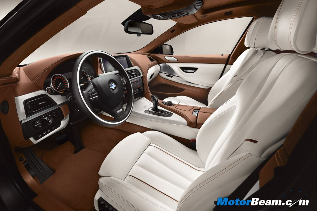 2013 BMW Gran Coupe Interiors