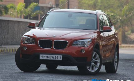 2013 BMW X1 Test Drive Review
