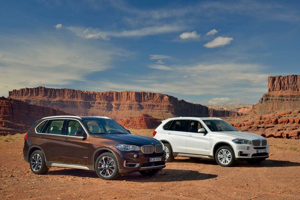 2013 BMW X5 Color