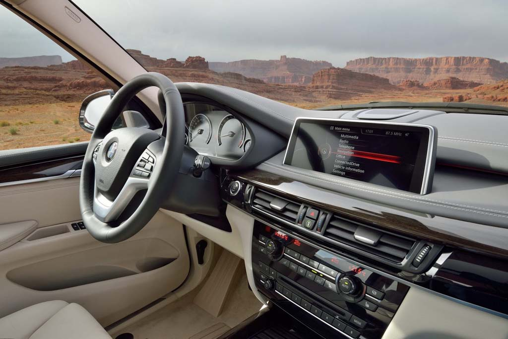 2013 BMW X5 Dashboard