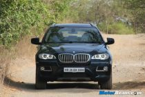 2013 BMW X6 Review