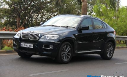 2013 BMW X6 Road Test