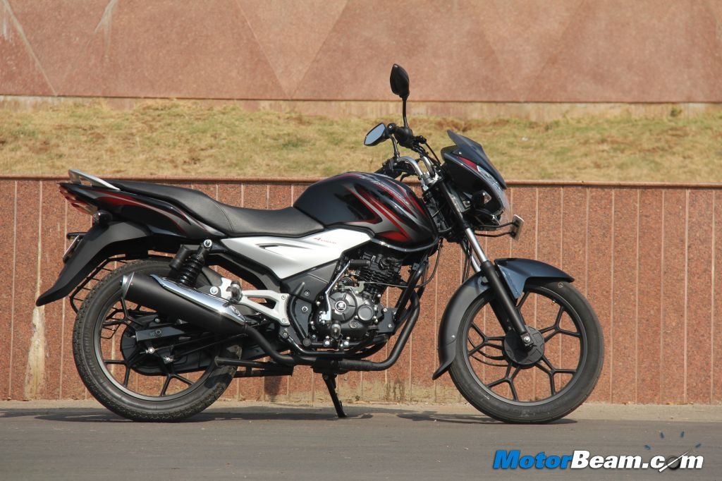2013 Bajaj Discover 100T Road Test