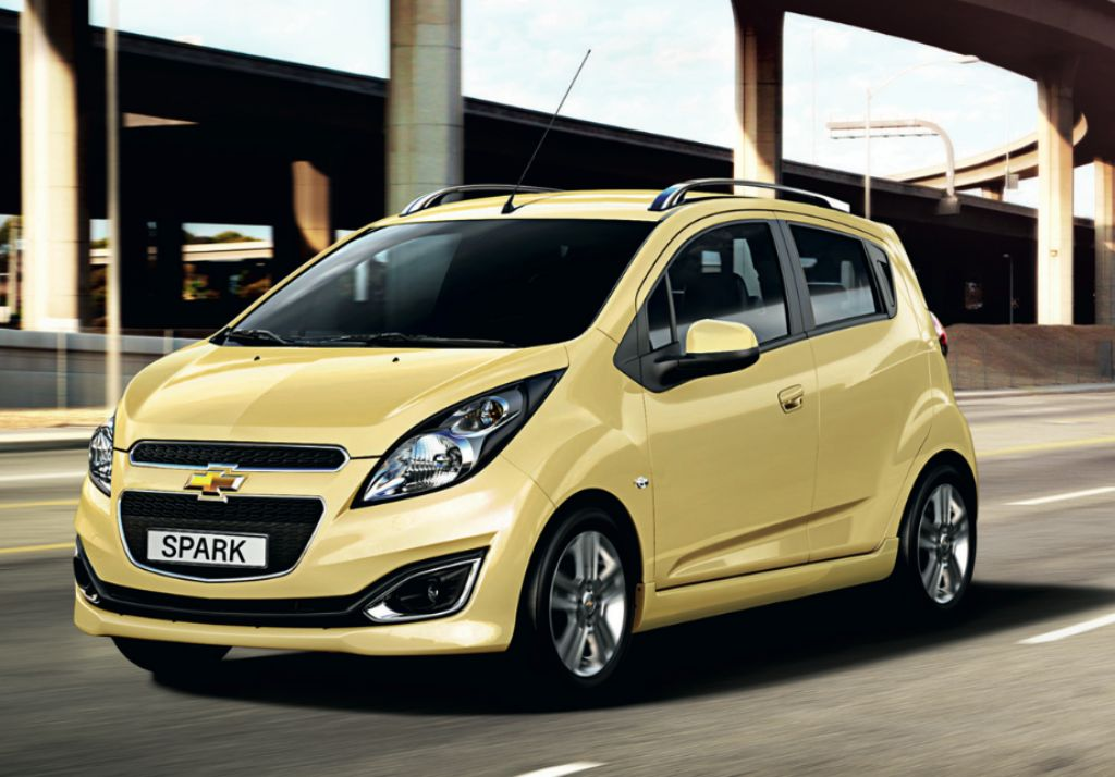 2013 Chevrolet Beat Facelift Looks Striking