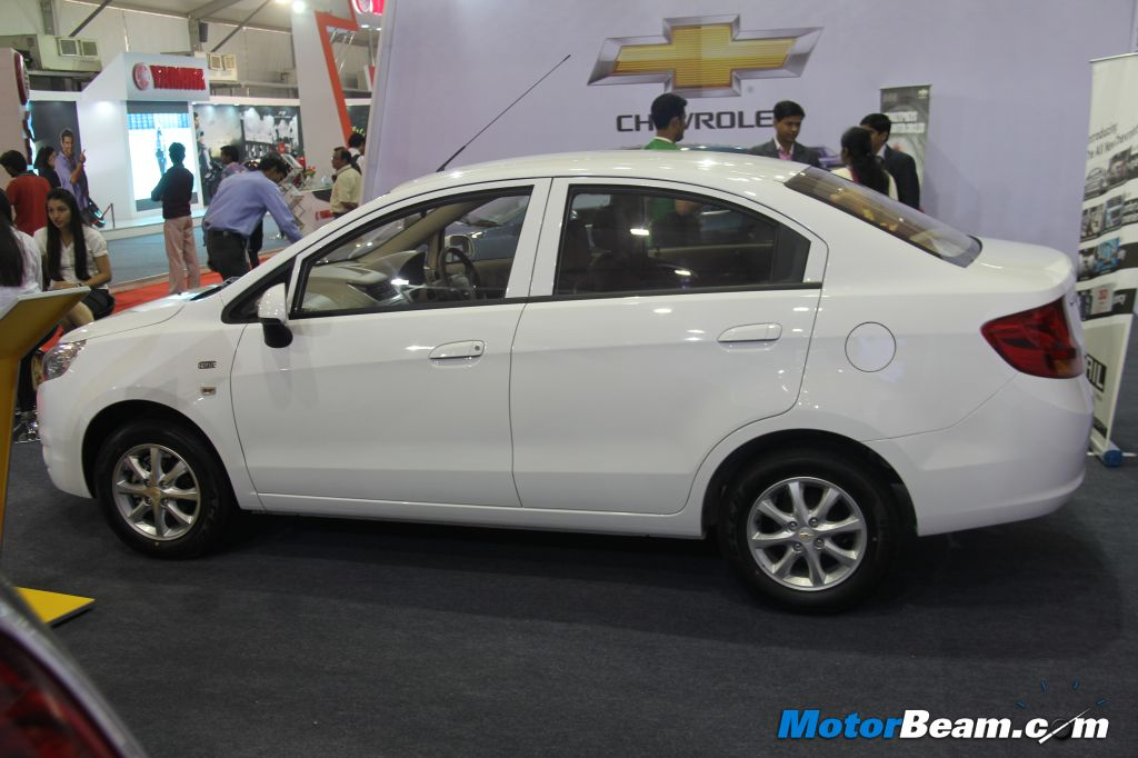 2013 Chevrolet Sail Launch