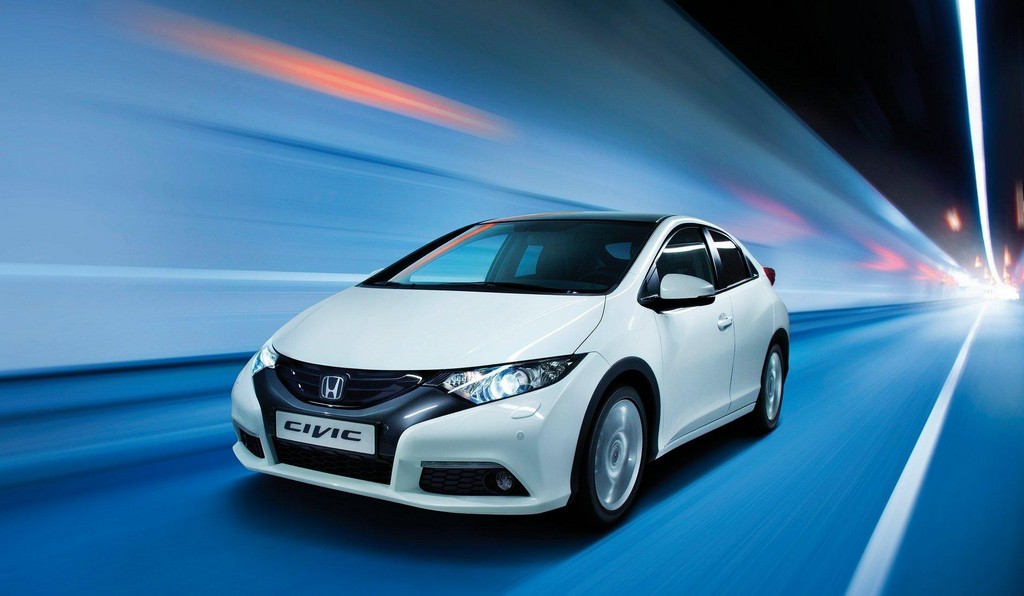 2013 EU Honda Civic Hatchback Diesel
