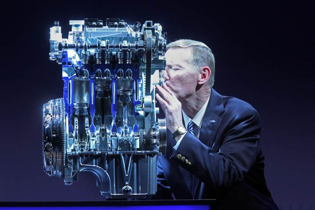 2013 EcoBoost engine