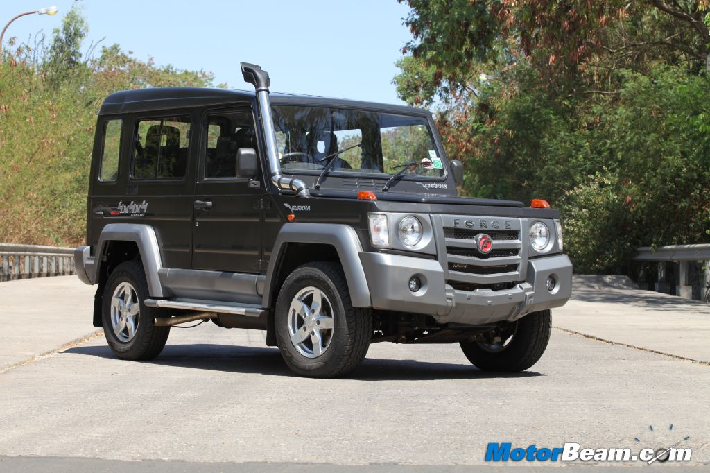 new car launches september 2014Force Gurkha 4x4 Sales To Commence From September 2014