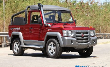 2013 Force Gurkha Soft Top Review