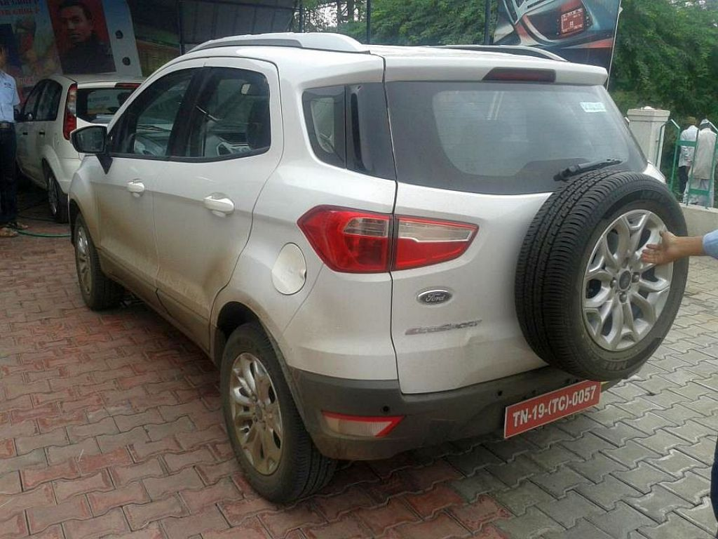 2013 Ford EcoSport Automatic