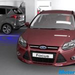 2013 Ford Focus Parking